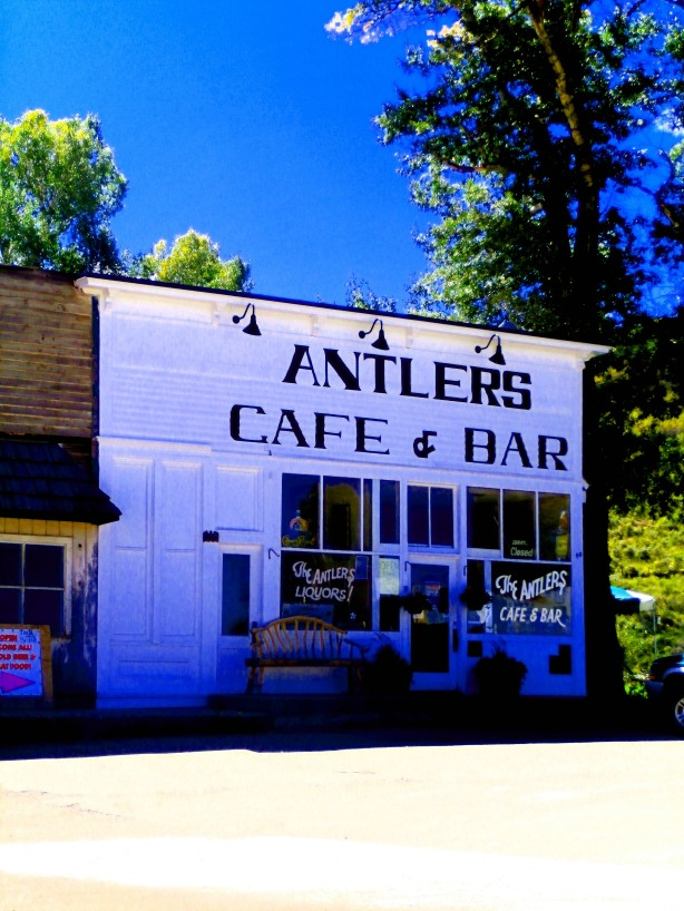 The Antlers Cafe