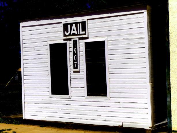 1907 Yampa Jail