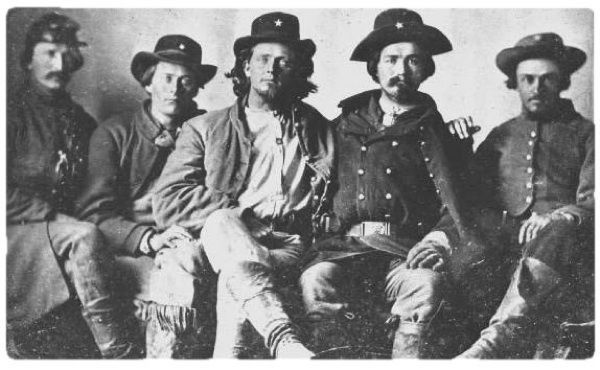 Texas Cavalry Soldiers
