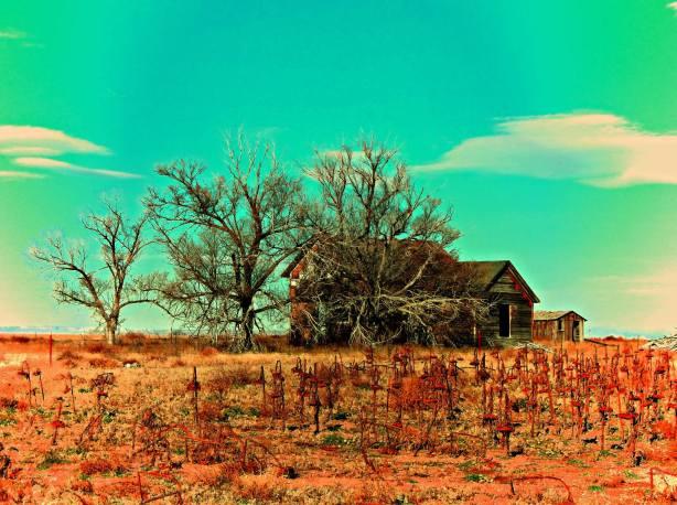 Farmhouse Near Grover